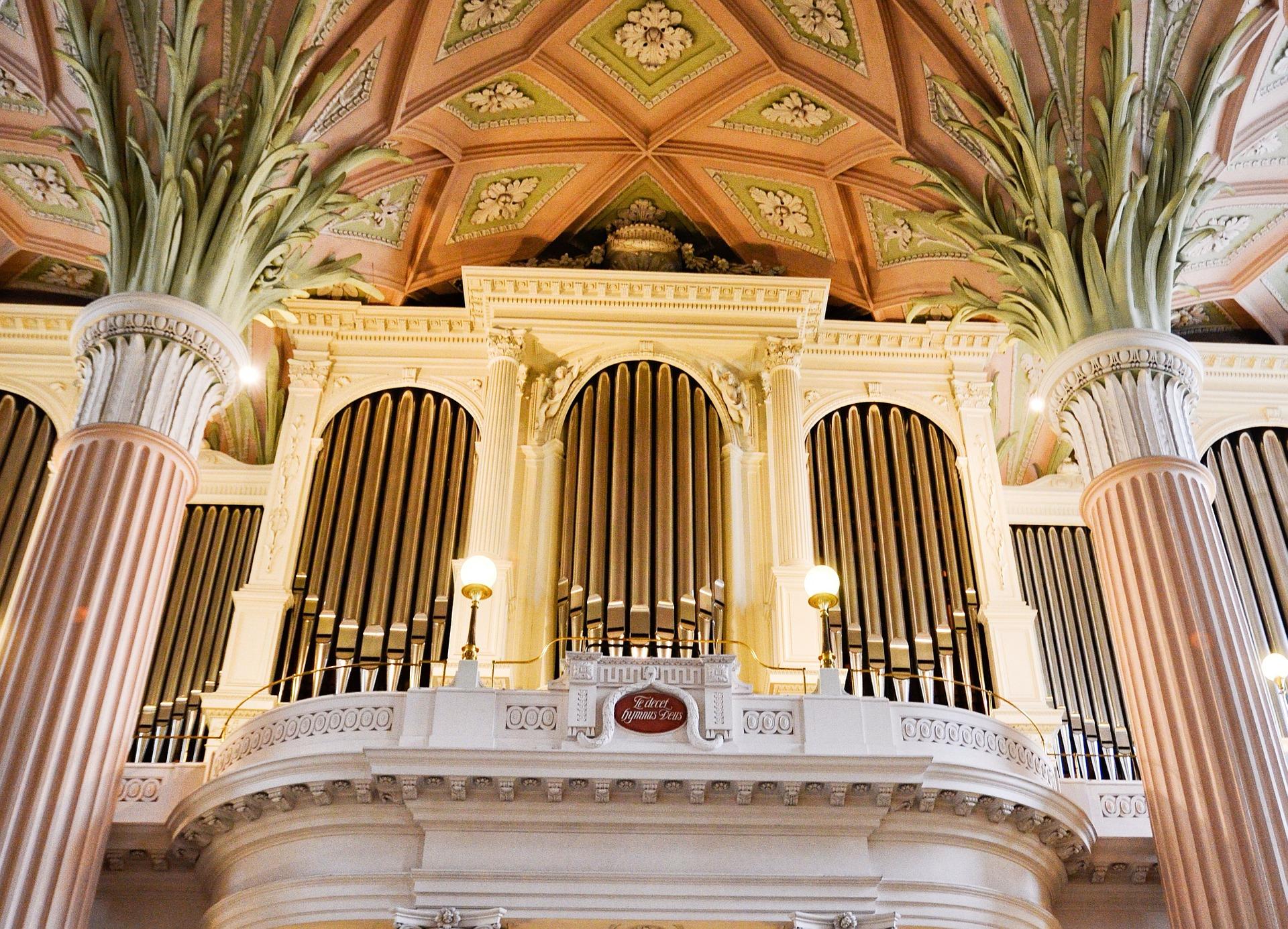 hauptwerk Noorlander Orgels